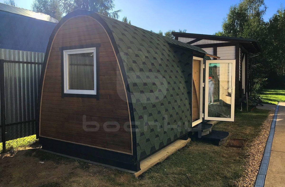 Гостевые домики от Bochky® являются отличным решением для разных участков и баз отдыха. Гостевые домики мобильны и могут быть без проблем перемещены